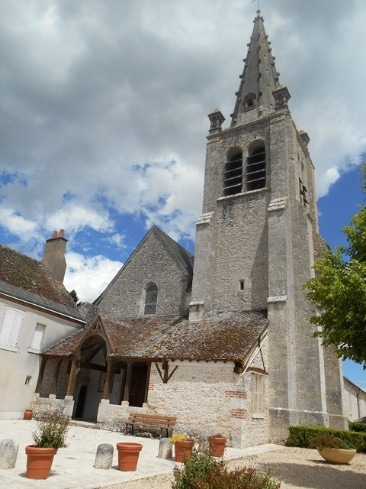 Eglise de Saint-Hilaire-Saint-Mesmin