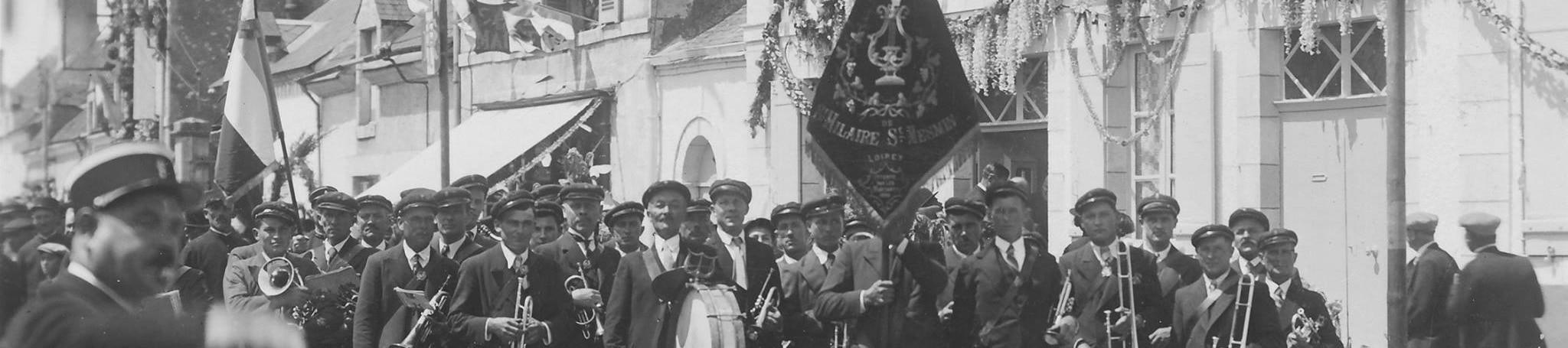 Histoire de Saint-Hilaire-Saint-Mesmin