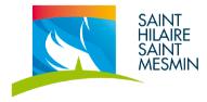 Logo de Saint-Hilaire-Saint-Mesmin version mobile