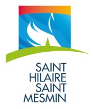 Logo de la Mairie de Saint-Hilaire-Saint-Mesmin