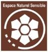 Logo de Espace Naturel Sensible