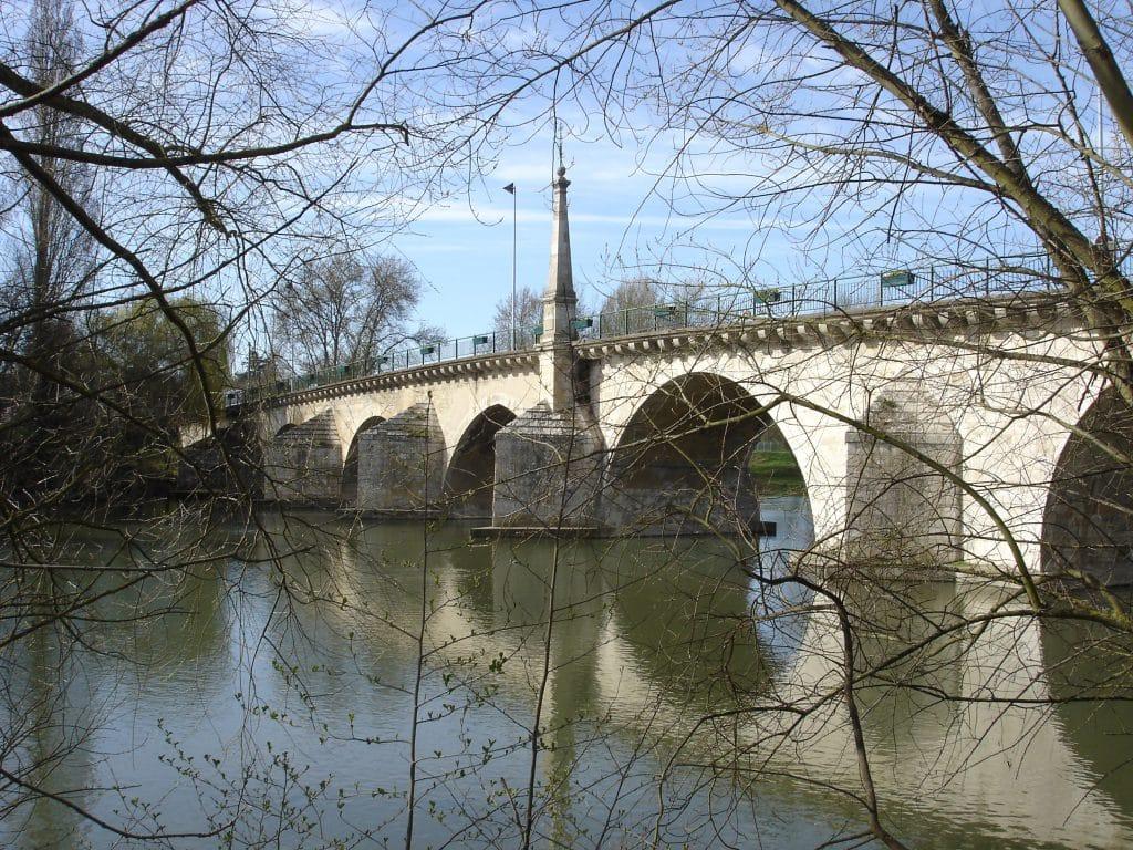Le Pont de Saint Nicolas