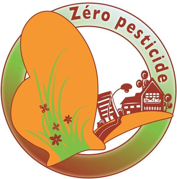 Logo Zéro Pesticide