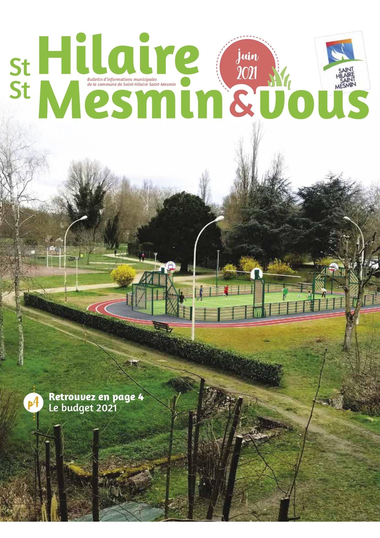 St-Hilaire-St-Mesmin et vous Juin 2021